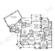 cordillera ii mansion floor plans luxury plans