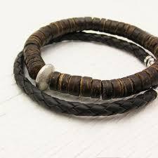 bracelet leather man silver images 507 best bracelets images leather bracelets jpg