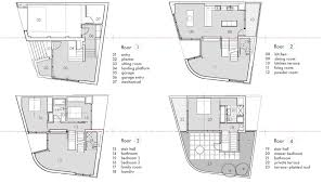 Modern Mansion Floor Plans by Split Level Modern House Design Plan Split Level House By Qb