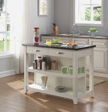 cherry wood honey lasalle door bobs furniture kitchen island