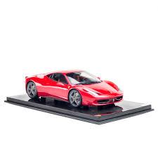 toy ferrari 458 ferrari 458 italia a handmade model at 1 8 scale models 1 8