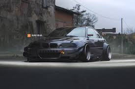 bmw m3 stanced widebody bmw m3 by hugosilva on deviantart