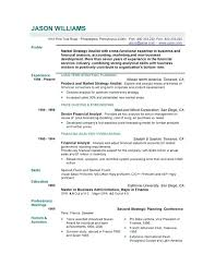 Australian Resume Templates Australian Resume Format Sample Resume Template 1 Sample Resume
