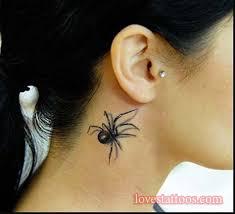 Tattoo Ideas For Behind Ear 25 Amazing Ear Tattoo Designs