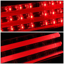 e38 euro tail lights 01 bmw e38 7 series pair of smoked lens red led rear brake signal tail