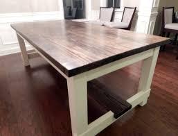 Farmhouse Table by Atlanta Rustic Farmhouse Dining Tables