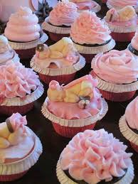baby shower cupcakes for girl 44 best baby shower images on modeling baby