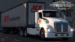 kenworth t680 parts list american truck simulator ace hardware kenworth t680 and matching