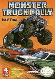 monster truck video for monster truck rally video game wikipedia