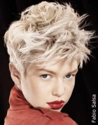 i was feminized by a short hair blonde how to make short hair feminine feminine short haircuts