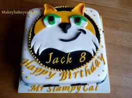 mr stampy cat cake jack sam pinterest cat cakes nottingham