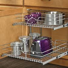 Sliding Drawers For Kitchen Cabinets Shop Kitchen Organization At Lowes Com