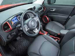 jeep renegade interior jeep renegade 2015 picture 130 of 208