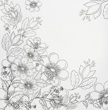 a really pretty page of flowers from the fabulous flowers