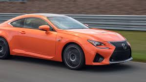 You Can Now Special Order Lexus Rc F In India For Over U20b9 2 Crore