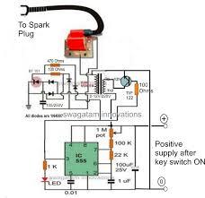 diagram dc cdi ignition wiring diagram