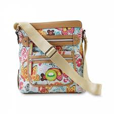 lilly bloom bloom women s crossbody bag birds shop your way online