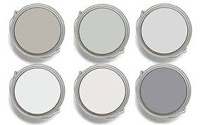 top row sherwin williams mindful gray sw 7016 and silver strand