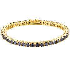 crystal gold bracelet images Mister crystal bracelet onyx stone mister sfc jpg