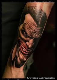 tattoo pictures joker joker tattoo by el loco tattoo lounge