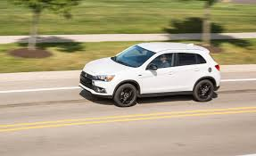 2017 mitsubishi outlander sport in depth model review car and