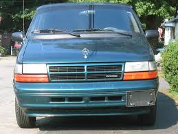 1991 dodge caravan overview cargurus