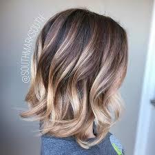 medium length hair with ombre highlights best 25 shoulder length balayage ideas on pinterest shoulder