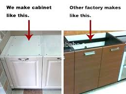 Ready Built Kitchen Cabinets Pre Built Kitchen Cabinets Image For Custom Made Kitchen