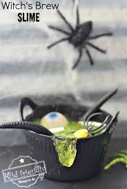 witch u0027s brew glitter slime recipe for a fun halloween activity