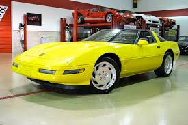 96 corvette for sale 1996 chevrolet corvette coupe stock m4681 for sale near glen