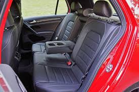 Vw Golf R Seats 2017 Volkswagen Golf R The Car Magazine