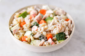 pasta salad with tuna how to make tuna pasta salad 6 steps with pictures wikihow