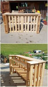 15 Unique Pallet Picnic Table 101 Pallets by Best And Easy Diy Wood Pallet Upcycling Ideas Pallet Creations