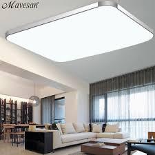 panneau cuisine lumiere plafond led salon design chambre cuisine lustre panneau ebay