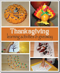 thanksgiving learning activities from trading company