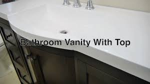 48 Vanity With Top Bathroom Sinks Ireland Crafts Home