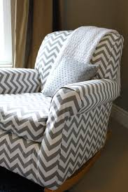 rocking chair cover s casablanca and easy upholstery