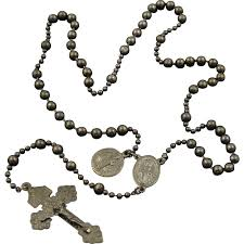 Chaplet Of The Holy Face Combat Rosaries