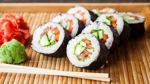cuisine traditionnelle japonaise sushi equipement de coupeur ultrasonique alimentaire sonic