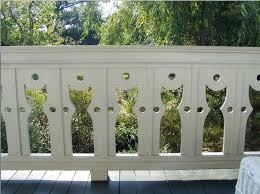 cat baluster deck railings deck railing mountain laurel