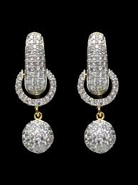 earrings image maira series american diamond earrings e13 ade4 cilory
