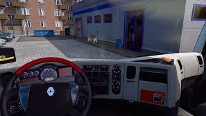 renault truck interior renault premium v 1 2 gamesmods net fs17 cnc fs15 ets 2 mods