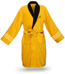 star trek bathrobes thinkgeek