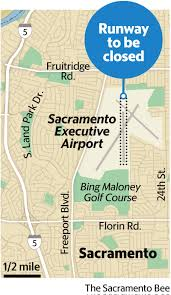 Sac State Map Broadway To Close In Sacramento For Sunday Street Fair The