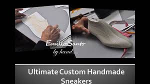 ultimate custom handmade sneakers