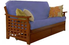 wood futon frames hardwood futon frames futon chair beds the