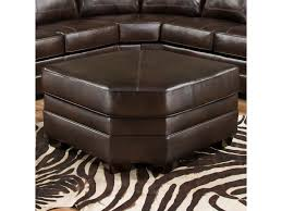 Simmons Ottoman Simmons Upholstery 9222 Oversized Wedge Cocktail Ottoman Dunk