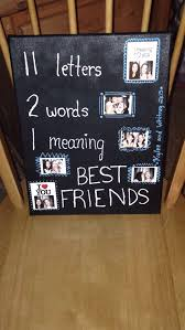 25 best ideas about birthday best 25 best friend crafts ideas on bestfriend