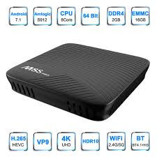 mecool m8s pro smart android 7 1 tv box s912 2gb ddr4 16gb sales