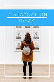 13 staycation ideas skimbaco lifestyle online magazine